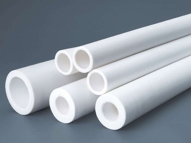 PTFE Ram Extruded Pipe