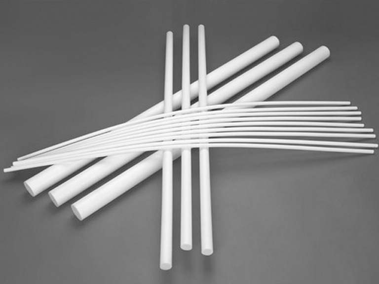 PTFE Ram Extruded Rods